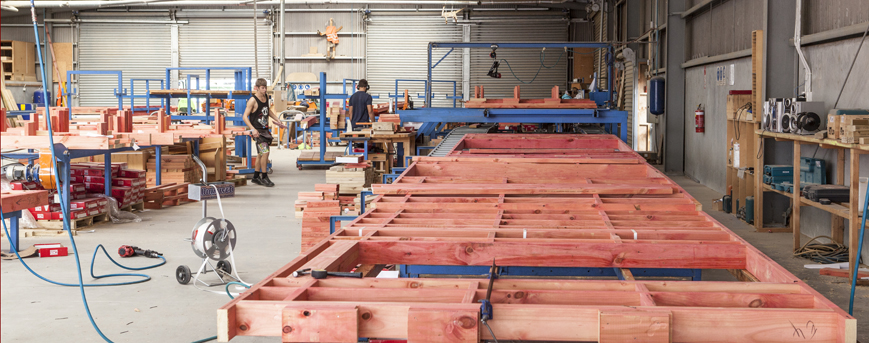 Manufacturing Division Whangarei Itm